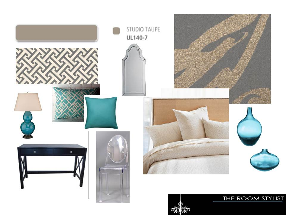 The room stylist concept boards for Bedroom concepts
