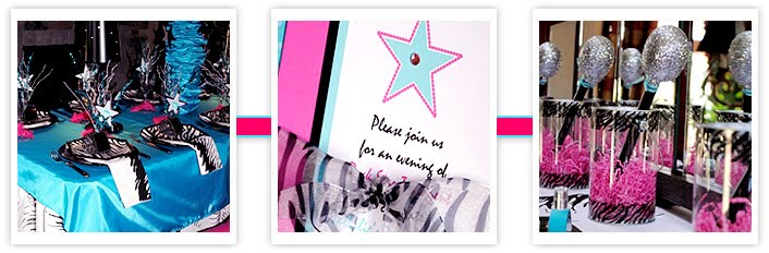 Nj birthday party ideas birthday party ideas for girls for A star is born kids salon