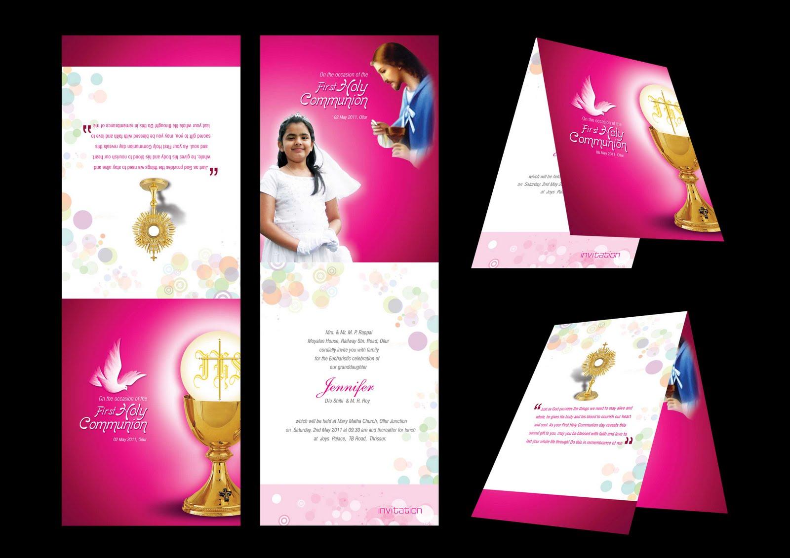 Gruhapravesam Invitation Card Templates as best invitations sample