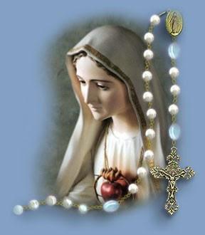 Reza el Santo Rosario diariamente