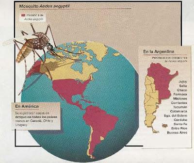 Campaña Publicitaria contra el dengue - Informate -