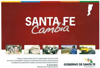 Santa Fe Cambia y Cambia Coronda.