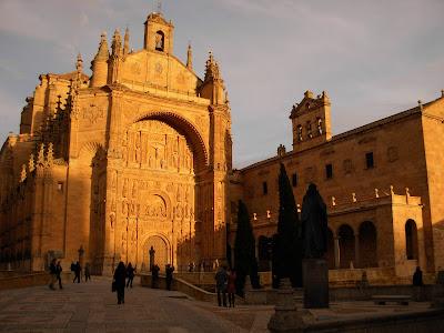 salamanca: convento de san esteban