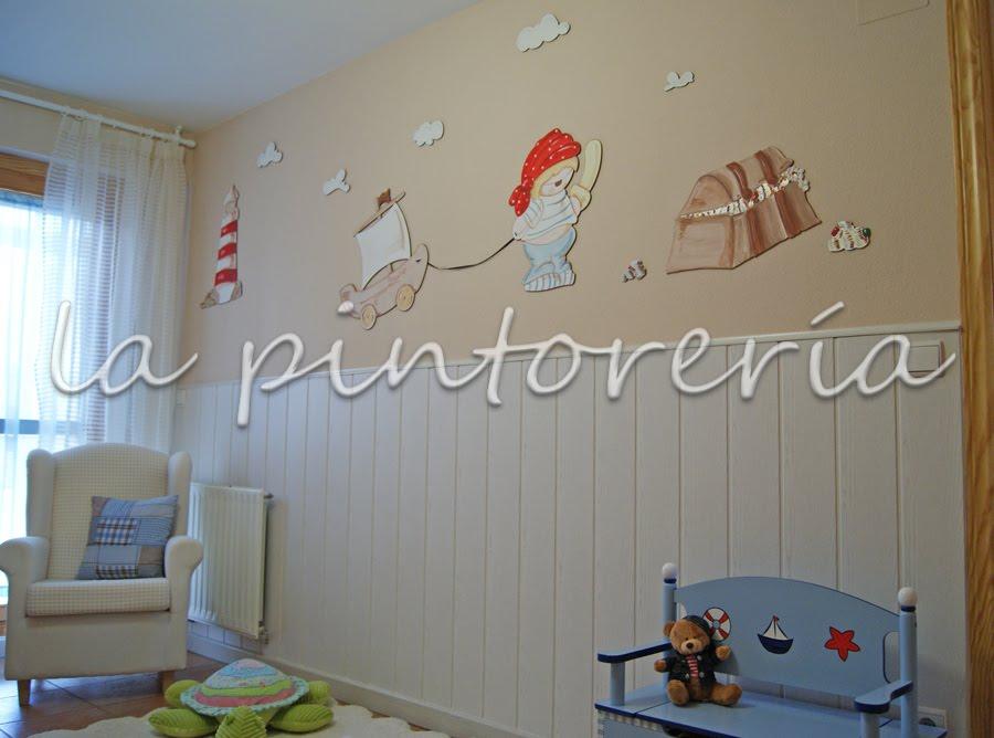 Des murs enchantés Pirate pour chambre enfant