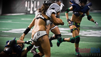 Broiled Sports: Lingerie Football League to Replace the NFL on Sunday