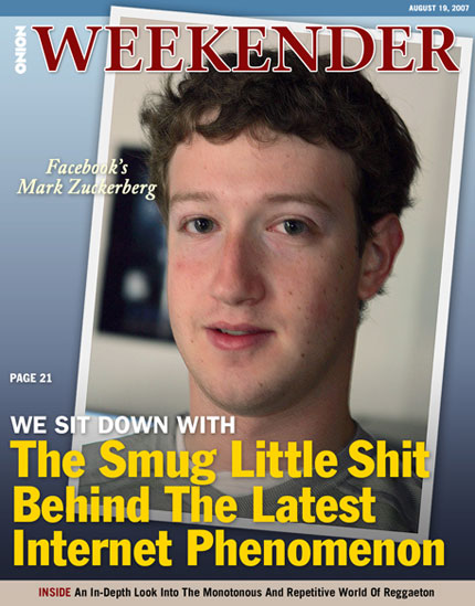 Image: Time Person of the Year magazine cover featuring Mark Zuckerberg