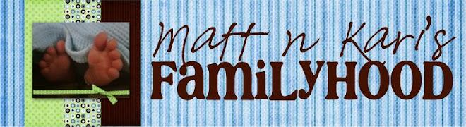 MattnKari's Familyhood