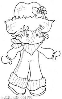 Moranguinho-colorir-fresita