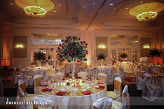 A Flair for Affairs, Portofino Bay Wedding Reception, photos: Damon Tucci