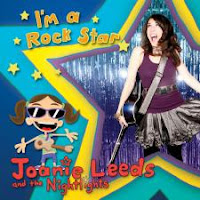 Joanie Leeds Rock Star CD Cover