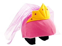 Tail Wags Fairy Princess Helmet Cover