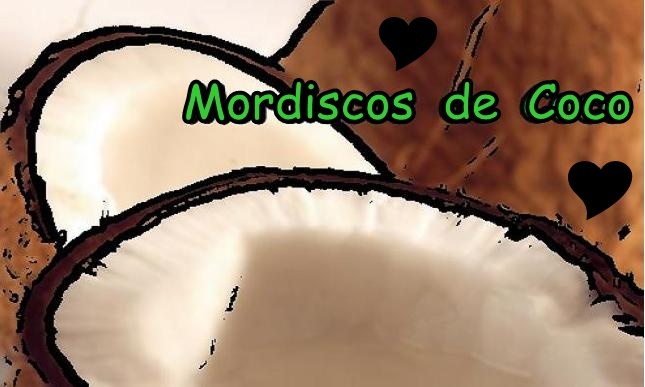 Mordiscos de Coco