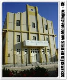Assembléia de Deus em Monte Alegre