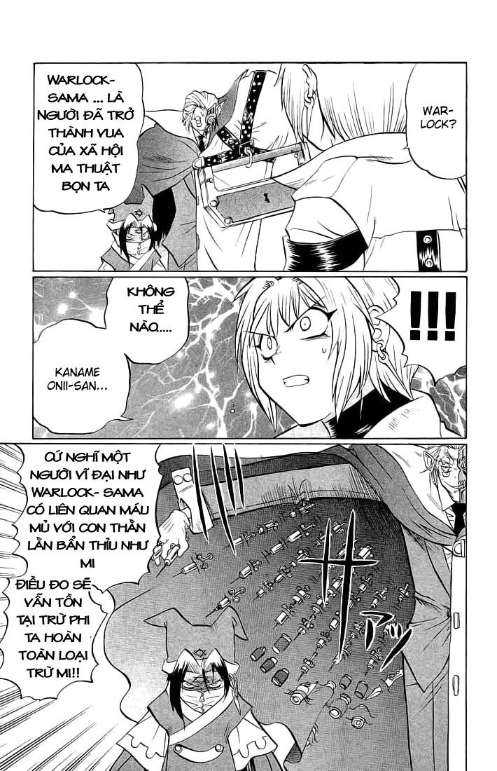 Chaosic Rune chap 65 - Trang 20
