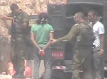 Israeli Military Shoots Palestinian Prisoner (VIDEO)