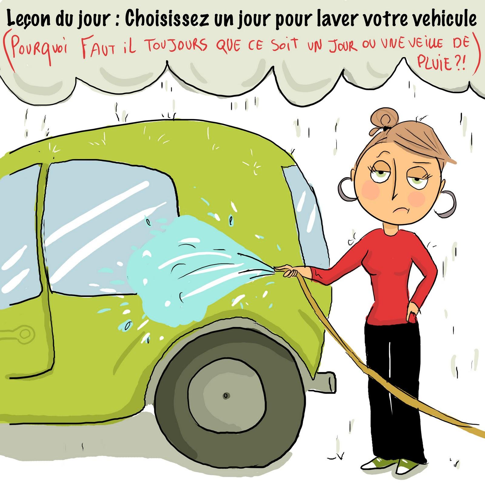 Les le ons de miss padsouci d cembre 2010 - Coloriage car wash ...
