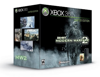 modern warfare 2 xbox limited