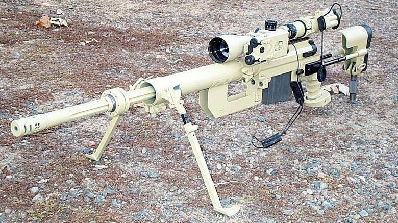 Aku tahu kamu pun tahu top 10 sniper rifle