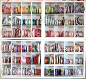 Beau Ribbon Storage/Organization