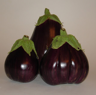 beautiful eggplant I grew