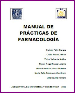 Manual de Prcticas de Farmacologa por Gabriel Flix Burgos