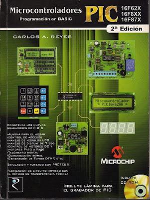 Microcontroladores PIC por Carlos A. Reyes