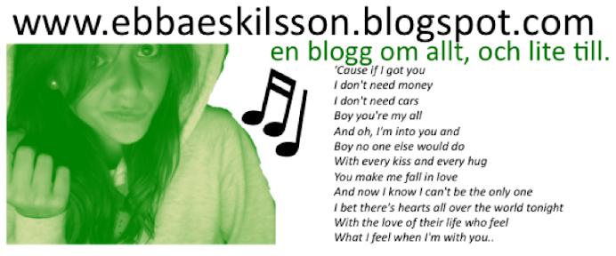 Ebba Älsklingsson