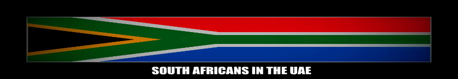 South Africans in the UAE