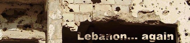 Lebanon ...again