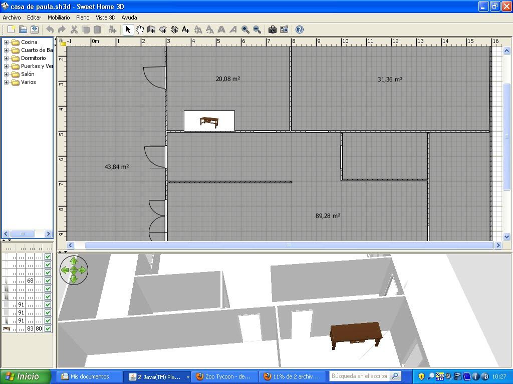 Dispositivos de almacenamiento com crear una casa for Como hacer mi casa en 3d
