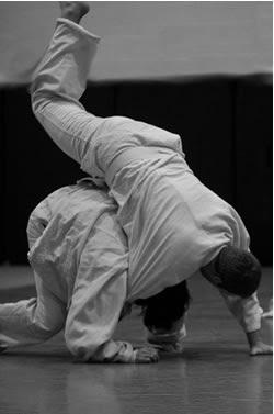 Projecció de Judo