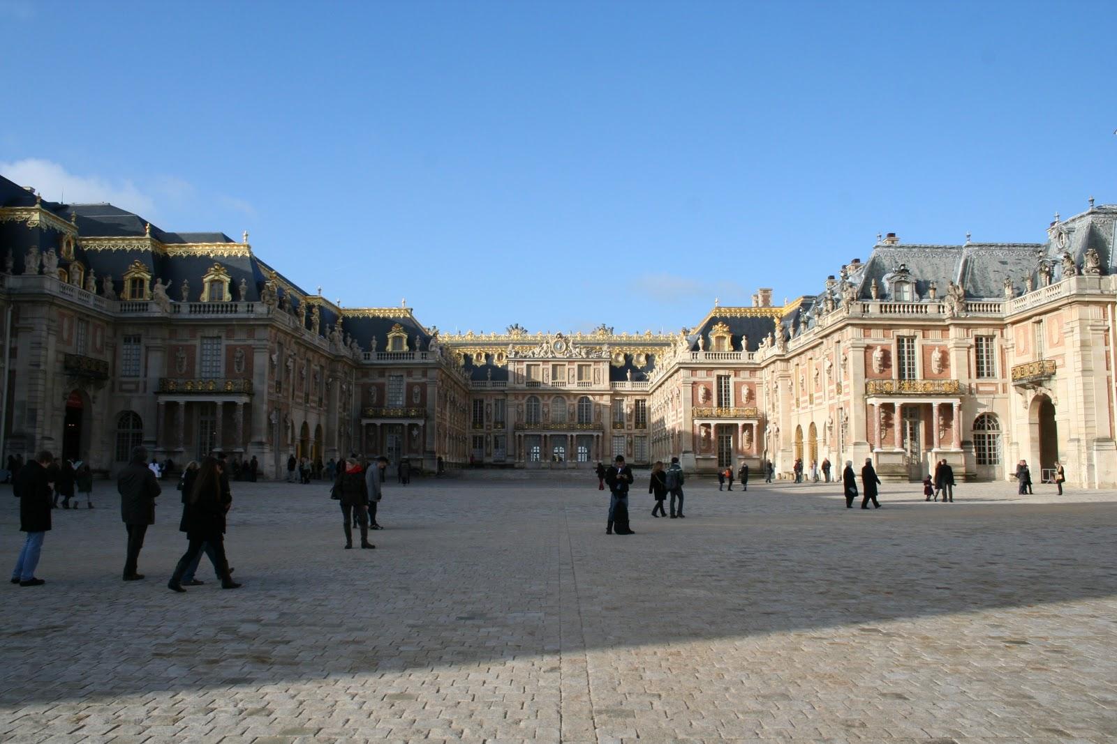 Ch teau de versailles luxe adventure traveler - Photo chateau de versailles ...