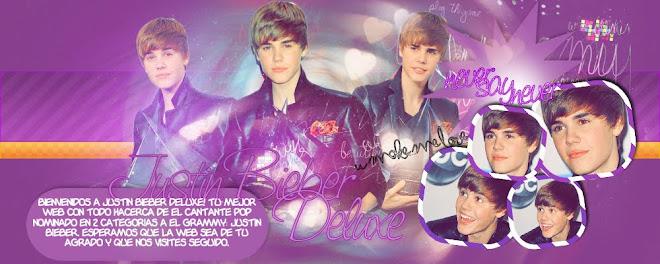 Justin Bieber Deluxe