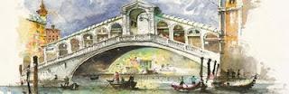 marcapáginas bookmark signet venecia venezia venice
