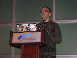 Boing Boing's Cory Doctorow on Copyright
