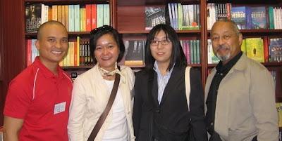 Von Totanes, May Jurilla, Megumi Ishida, Amadio Arboleda