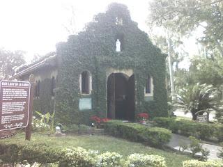 Click to see Mission Nombre de Dios Chapel
