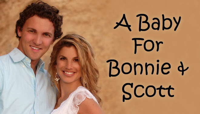 A Baby for Bonnie and Scott
