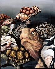 ten turtles