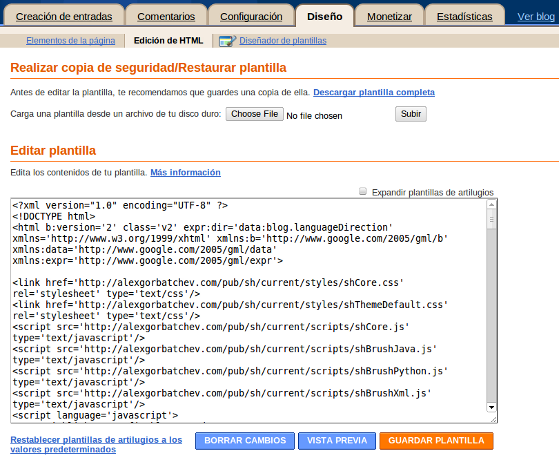 Lenguajes de Programación: noviembre 2010