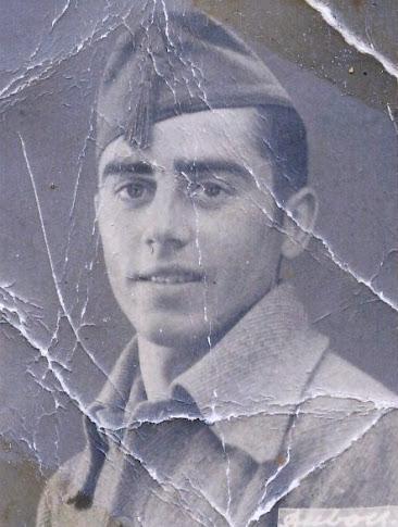 A la memoria de mi padre ¡ Ese gran hombre y artillero !