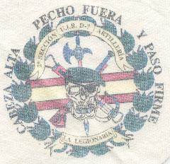 Distintivo de la 2ª Sección de la U.I.R D-7 (EL COPERO)