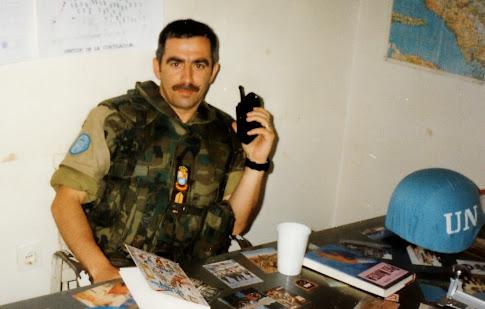 Mi primera Guardia en el Destacamento de Medjugorje (Bosnia-Herzegovina)