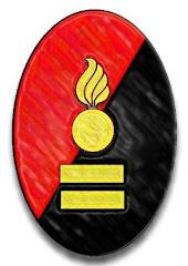 Emblema de Caballero Alumno de la Academia de Artillería de Segovia (2º Curso)