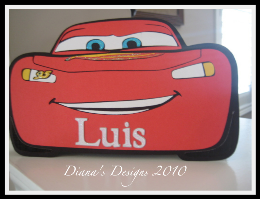 Lightning Mcqueen Side View Coloring Page Viewing Gallery