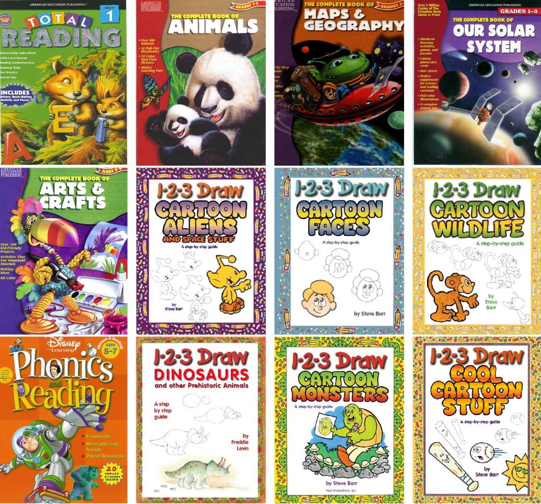 Cara Mengajari Anak Membaca Dan Menulis Dengan Cepat: EDU KIDS - Koleksi Ebook Pendidikan Untuk Anak