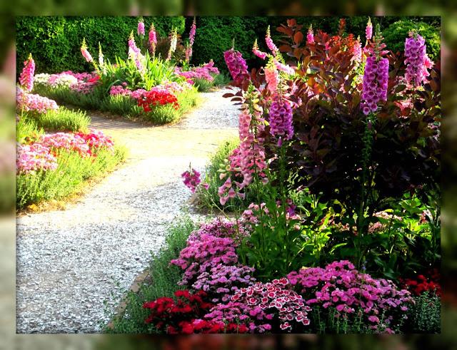 Colonial Gardens, Colonial Williamsburg, Williamsburg, Virginia