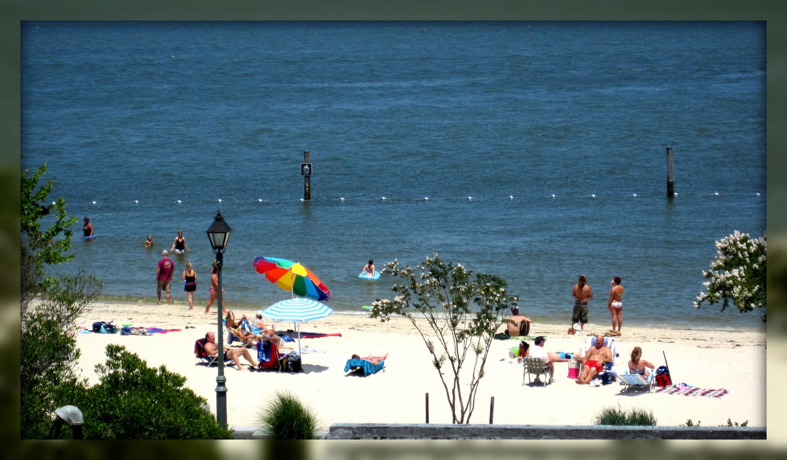 Living in williamsburg virginia yorktown beach at for Fishing in williamsburg va