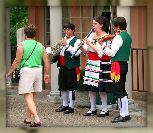 Italian Bands: Living In Williamsburg, Virginia: September 2010