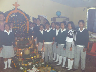 """Altar 3º """"A"""""""